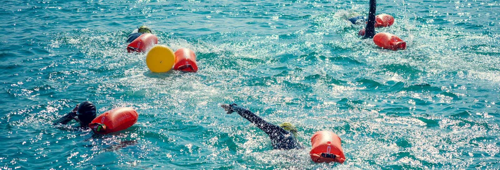 About the event days at Wörthersee Swim