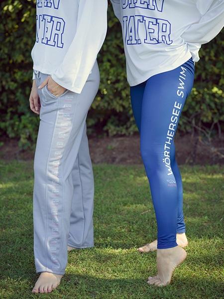 Joggings-Pants-Wörthersee Swim Grey - Blue