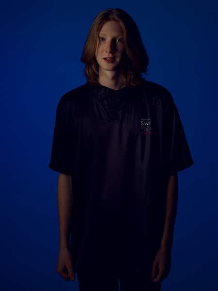Poloshirt-Black