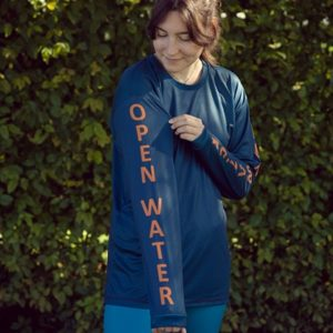 Shirt - Wörthersee-Swim-Blue