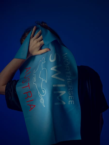 Towel-Blue